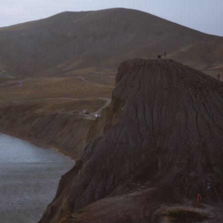 Прекрасные локации - Крым съемка клипа