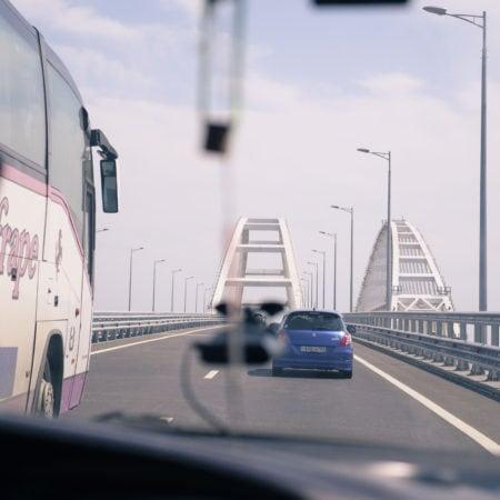 Дорога Крым - Москва - видео продакшн Студия