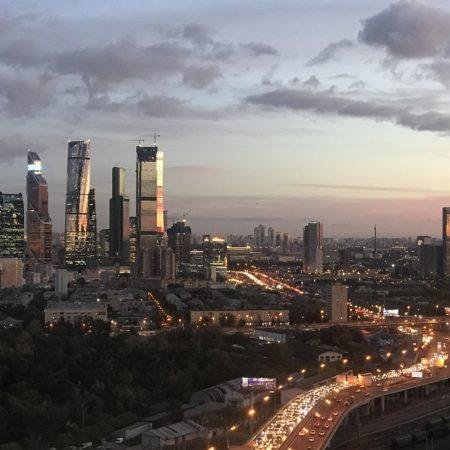 Осмотр локаций для съемок клипа в Москве