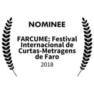 Номинация на фестивале Festival Internacional de Curtas-Metragens de Faro в Поругалии
