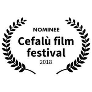 Номинация на фестивал Cefalù film festival в Италии