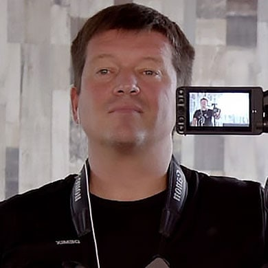 Максим Копысов - оператор видеопродакшн студия