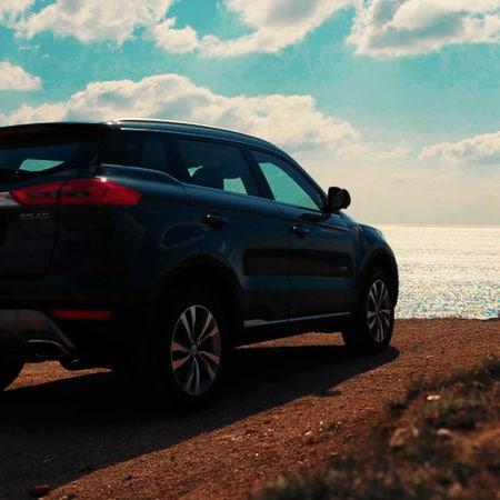 Имиджевое видео для Geely Motors Russia